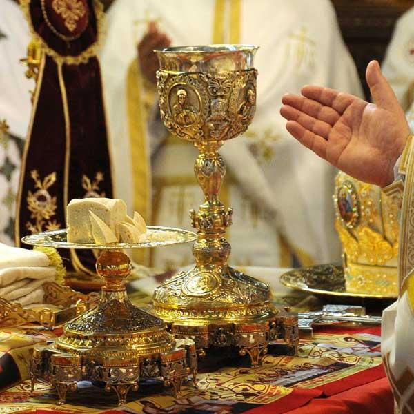Sfânt Potir ortodox