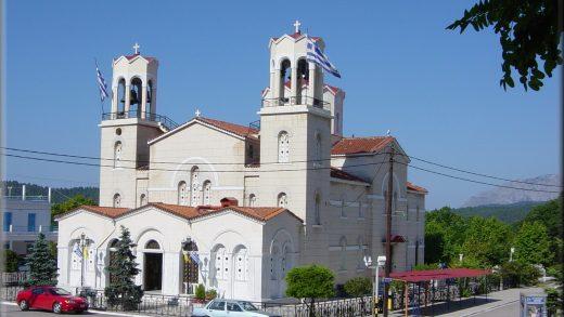 3 Mânăstiri, 2 insule și un continent  – Aegina, Aevia și Nea Makri