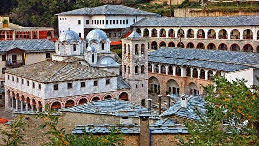 Mânăstirea Panagia Eikosifinissa
